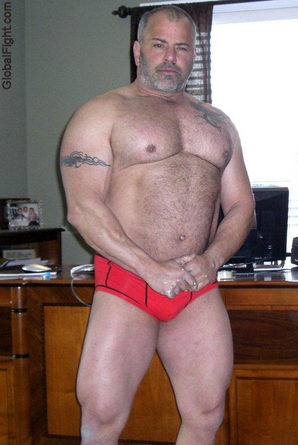 Swimsuit Naked Wrestling Buddies Pics