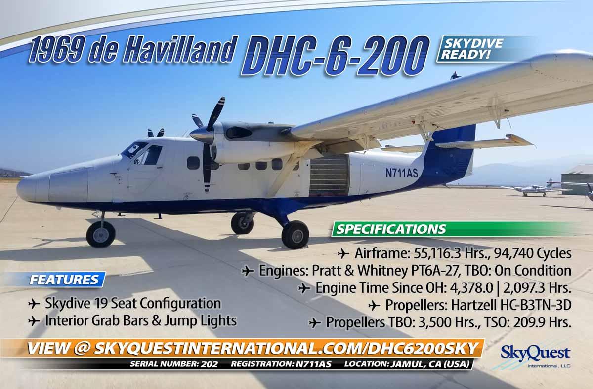 SQI  New Listing... Skydive-Config DHC-6-200 For Sale...  https://www. skyquestinternational.com/listings-for-s ale/de-havilland-dhc-6-200-sn-202-reg-n711as/ &nbsp; …  #skydive #aircraftforsale #skydiving #dehavilland #twinotter<br>http://pic.twitter.com/wgV62fXFwv