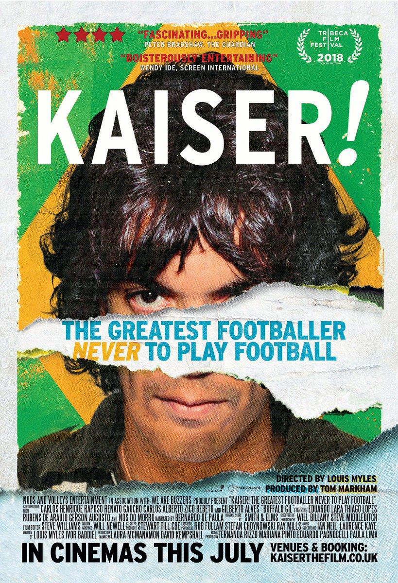 @kaiserfilm makes its #Cork debut tomorrow at 18.30 at @GateCinemas. Details here: onlinecinematickets.com/?p=details&s=G… #kaiser #kaiserfilm #brasil