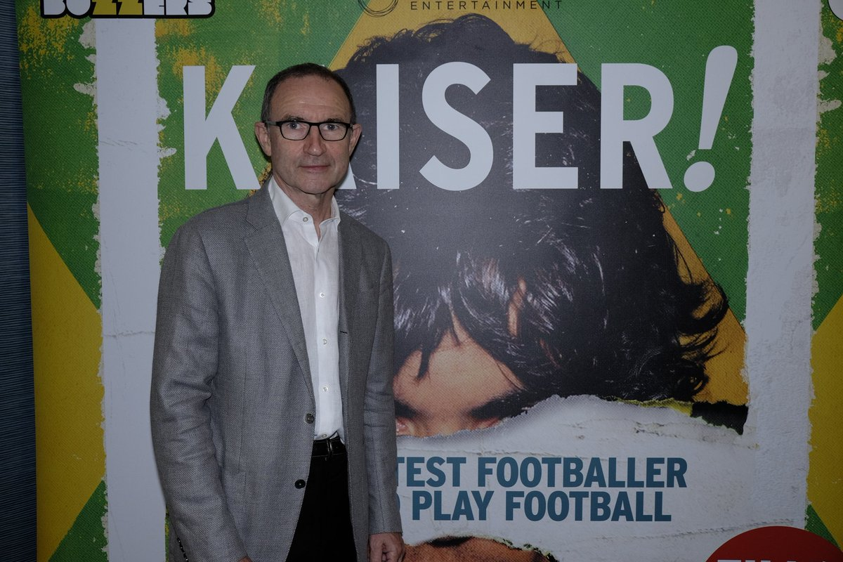 Wonder if @FAIreland Assistant Manager #RoyKeane will enjoy @kaiserfilm as much as his #gaffer. Every chance he could make an appearance at the first screening in his #native #Cork at @GateCinemas tomorrow: onlinecinematickets.com/?p=details&s=G…