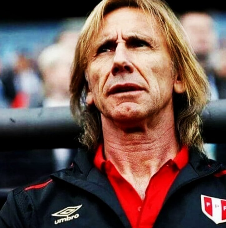 Invictos's photo on Ricardo Gareca