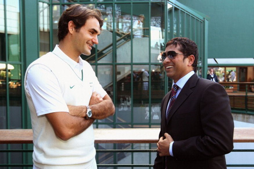 A fine human being and one of the finest players Tennis has ever seen, wishing you a very happy birthday @rogerfederer. Many happy returns, Champ! <br>http://pic.twitter.com/bNsTJ6HESK