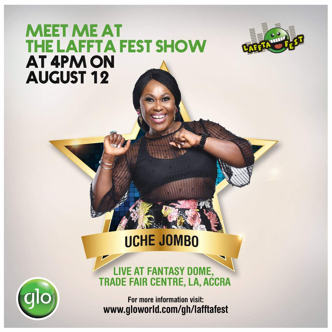 Image result for uche jombo glo
