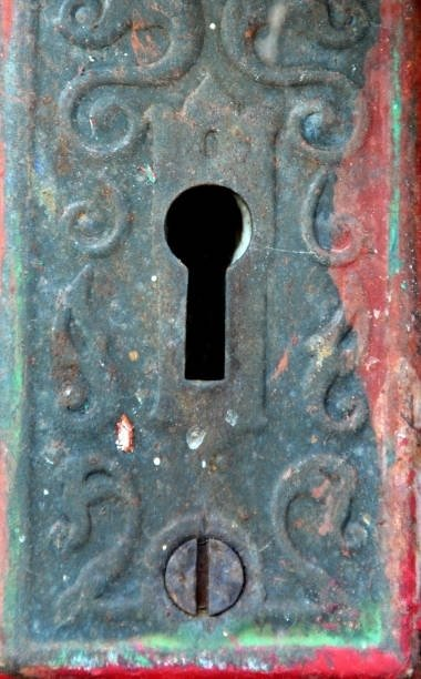 Casey lock and key