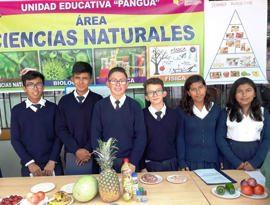 Resultado de imagen para educacion en pangua