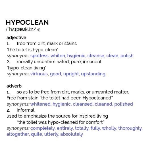 hypotoiletcleaner hashtag on Twitter