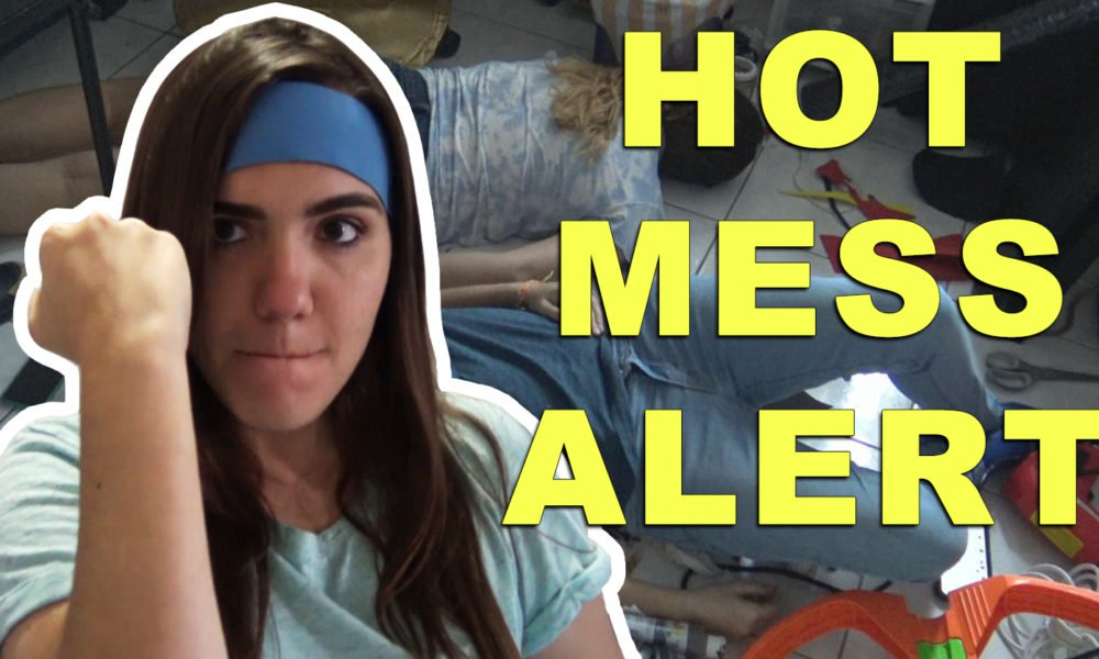 Watch The Hot Mess That Is Complete Amateurs Making Cosplays For The First Time