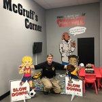 Image for the Tweet beginning: NNO & @McGruffatNCPC @McgruffSafeKids McGruff