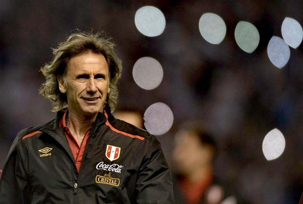 Amantes Del Fut's photo on Ricardo Gareca