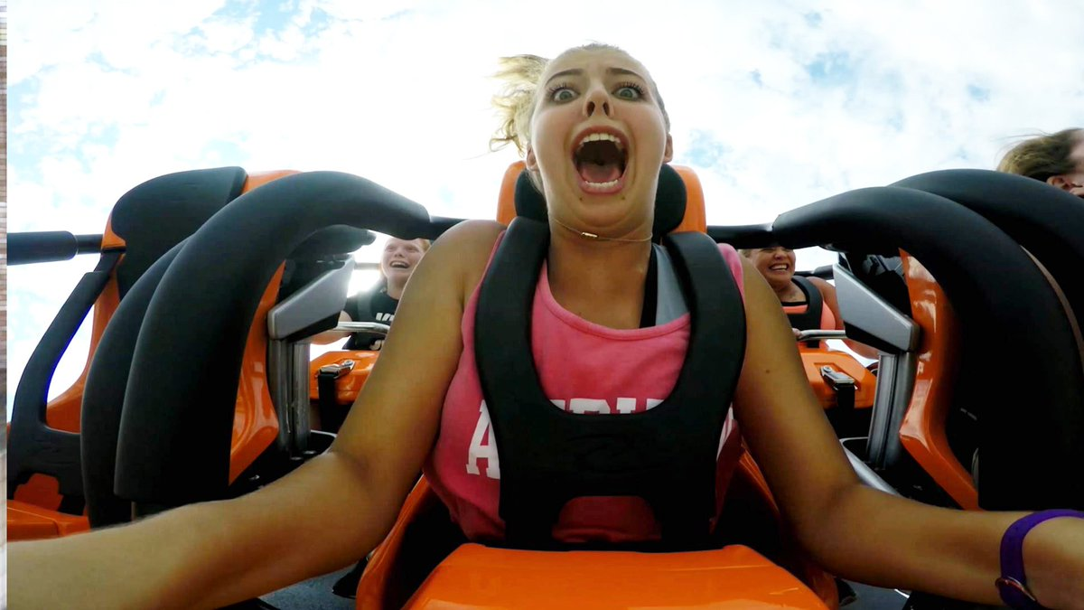 .@zamperlarides's life is a literal roller coaster. Come along for the ride @60SecDocs. https://t.co/1bJ3b91aV5