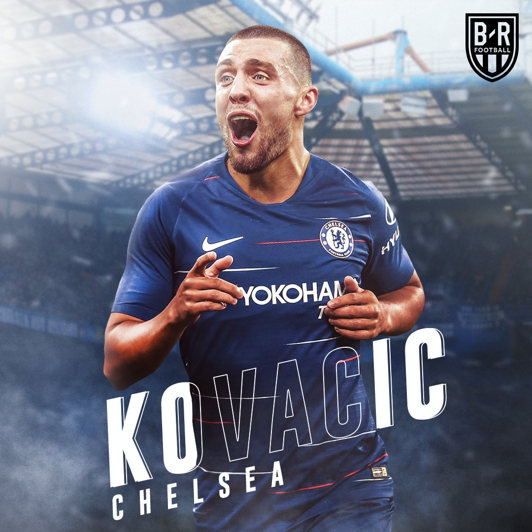 cf986b3ad0a mateo kovacic will join chelsea on a season long loan from real madrid as  part of
