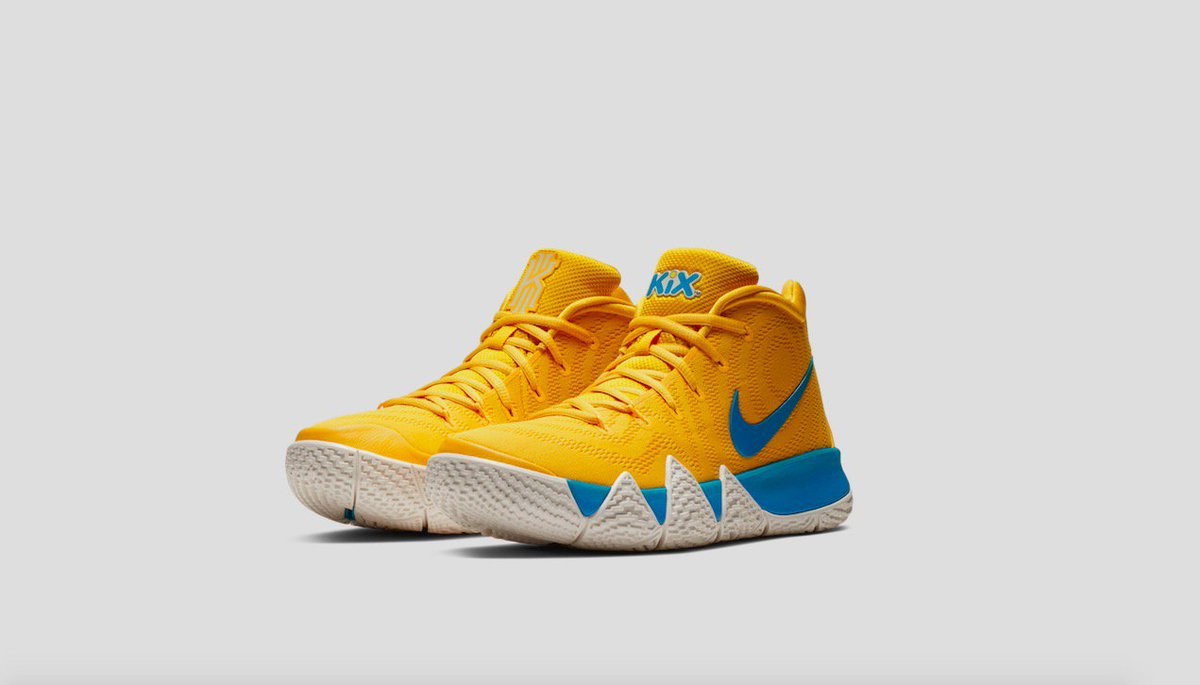 best cheap 517d1 74c33 cereal inspired Kyrie nationwide starting Saturday Nike ...