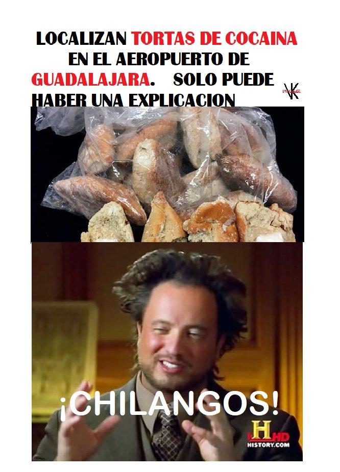 Van Esquivias On Twitter Ay Chilangos Chilangos Cocaine Tortas