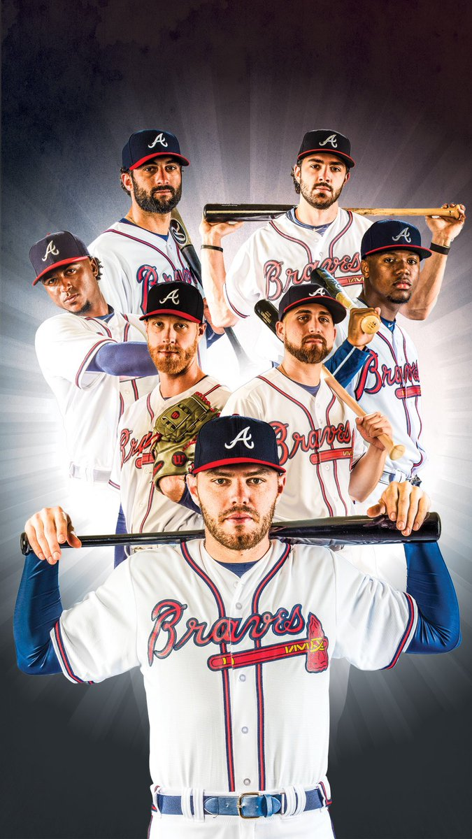 Atlanta Braves On Twitter Wallpaperwednesday