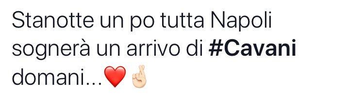 @ECavaniOfficial #Editorna TORNA MATADOR NAPOLI È LA TUA CASA!  - Ukustom