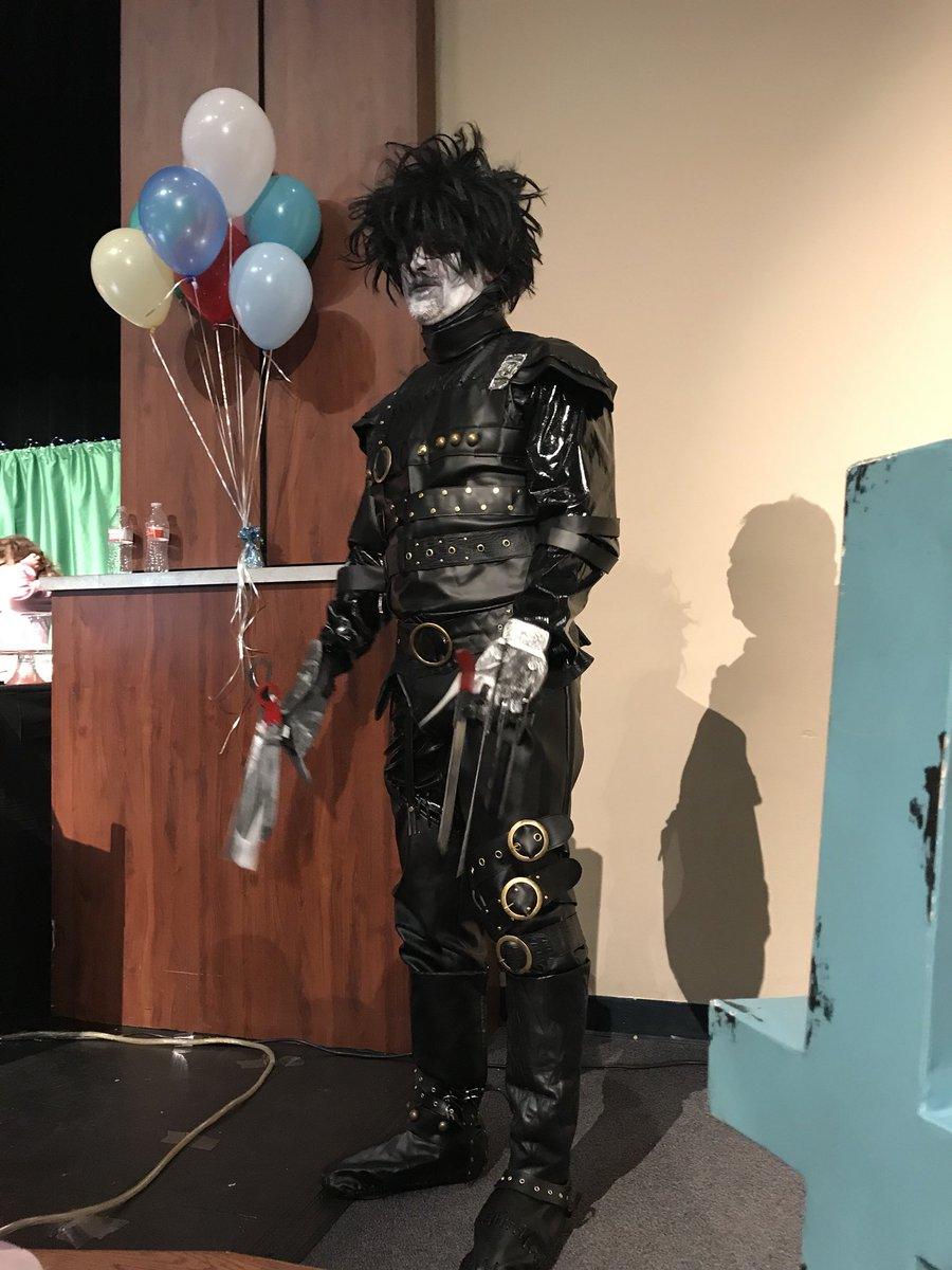 Dr. Scissorhands #ourWHY