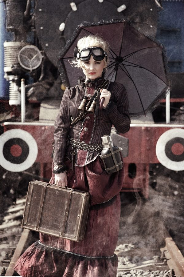 A travel themed #steampunk gallery for Wednesday... https://t.co/3c3u0MDtx5