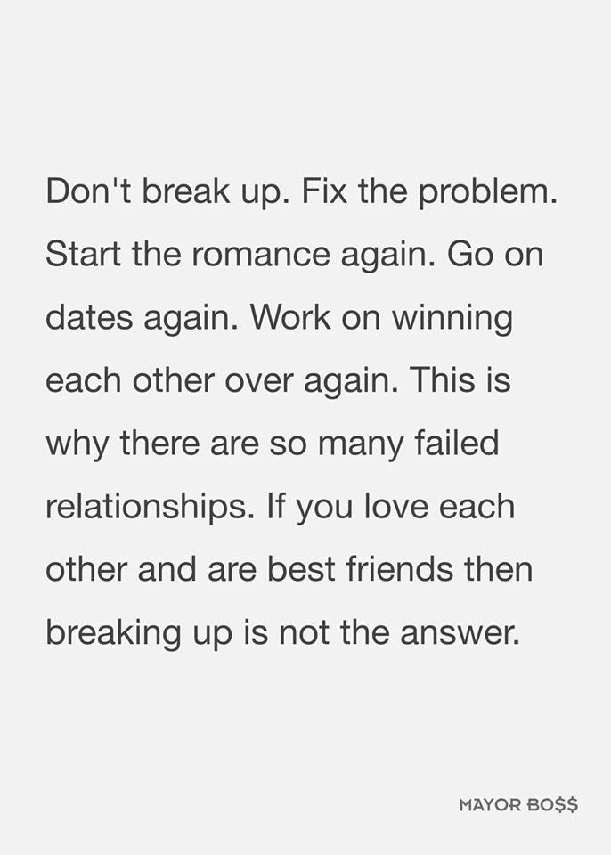deep thoughts about relationships