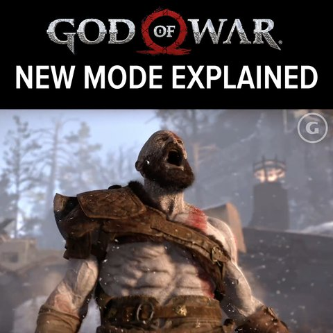 God of War's New Game Plus mode is coming August 20th! Here are new features to expect: https://t.co/NrrpcKJlQ3 https://t.co/MZEUrzjSfv