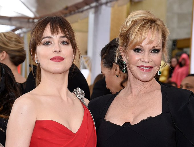 09.08.2018 - Happy Birthday Melanie Griffith.