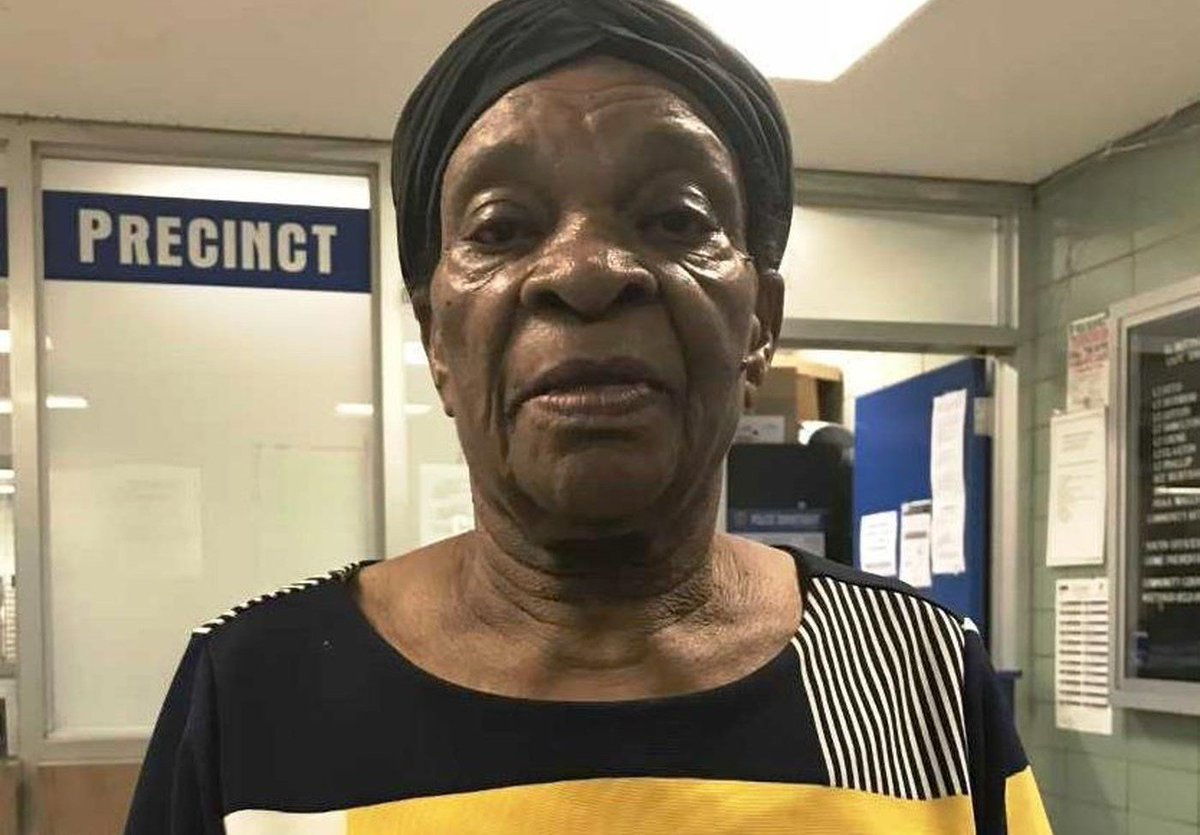 Brooklyn cops ask public's help identifying 81-year-old woman who can't remember her name or where she lives https://t.co/BS7XBmnAhT