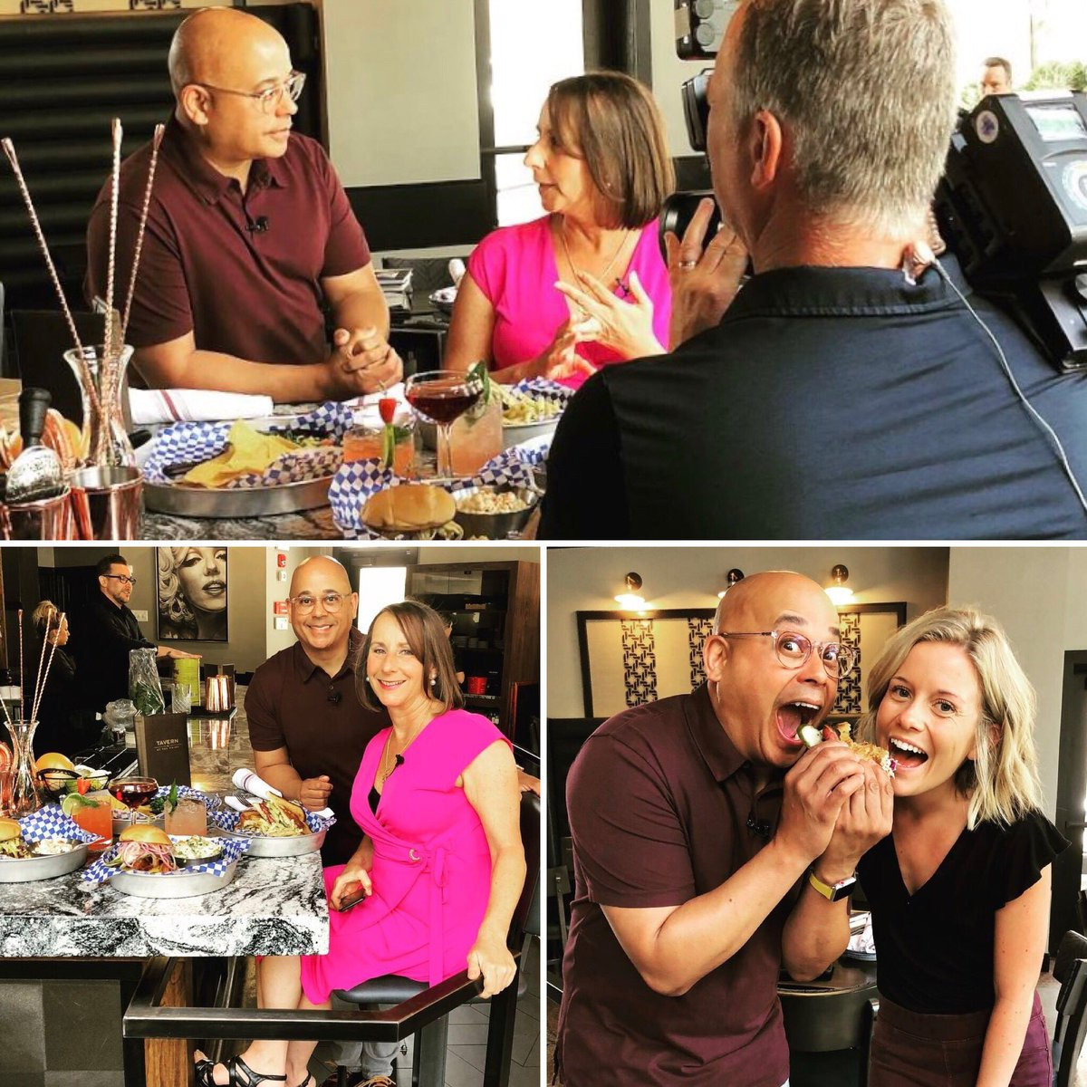 She's all about the food, I'm all about what's new! LOVE what happens when we get together! Find out what's happening in these pictures and where on @FOX59 with @lizbiro on #FOX59Morning #whereissherman this Monday morning starting at 745am!<br>http://pic.twitter.com/q9kiRxjR4Y
