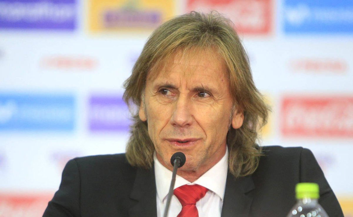 El Nacional's photo on Ricardo Gareca