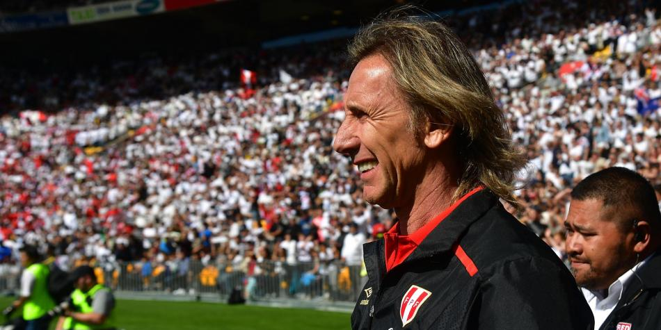 EL TIEMPO's photo on Ricardo Gareca