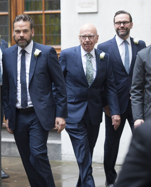 """Fox's James And Lachlan Murdoch Shed Little Light On Disney Vision: """"We Won't Be Getting Into Any Gun-Jumping""""  http:// dlvr.it/QfGFNV  &nbsp;  <br>http://pic.twitter.com/PBNTzhLdS6"""