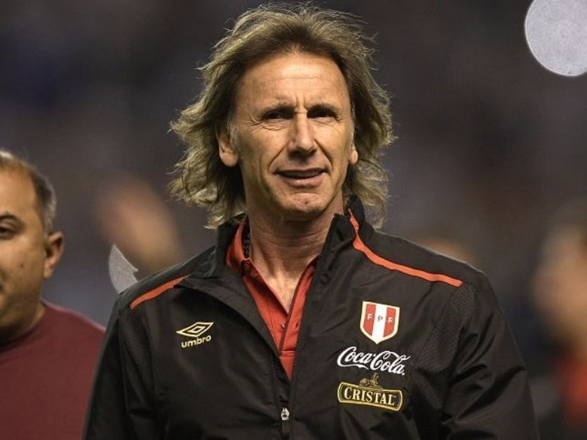 Guille Leonelli's photo on Ricardo Gareca