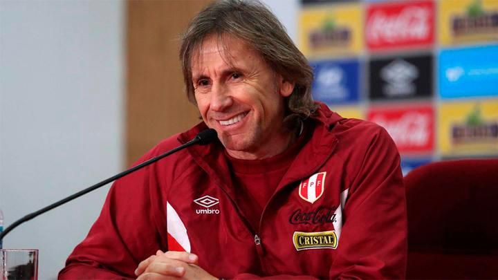 Xavier Farah Aspiazu's photo on Ricardo Gareca