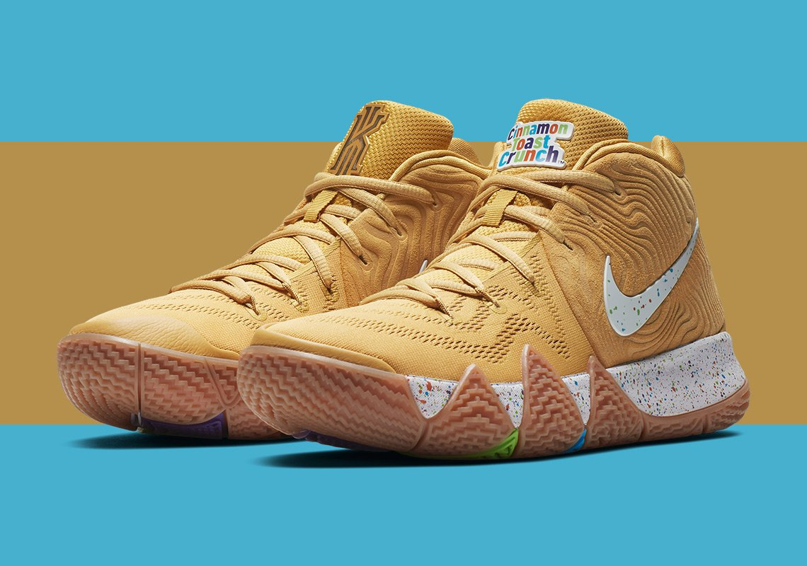 3071b4515c7 How do you feel about these Kyrie 4 s  Cop or Pass   Kyrie4   CerealColorwayspic.twitter.com LBdSI4Qymq