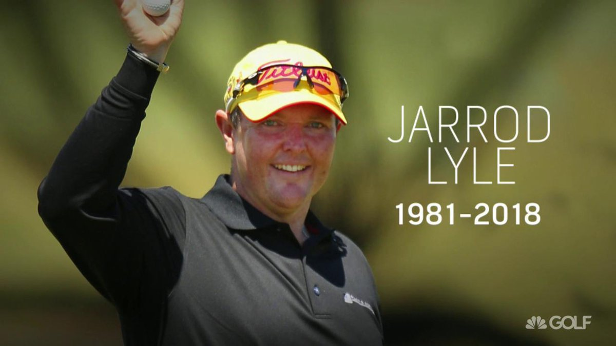 Tonight we mourn the loss of Jarrod Lyle who passed away last night after battling acute myeloid leukemia for a third time.  @ToddLewisGC had the opportunity to travel to Australia five years ago and spend some time with Jarrod.  Watch his feature here: https://t.co/FxJF50vbrz https://t.co/9gd5Sgdmb9