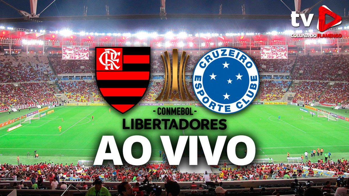 Tv Coluna Do Fla On Twitter Assista Flamengo X Cruzeiro Ao
