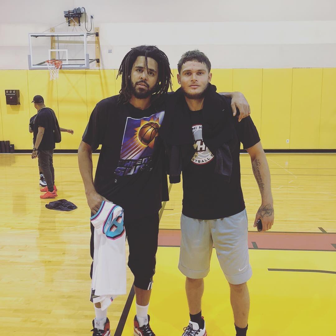 Def Pen Hoops On Twitter Tyler Johnson X J Cole Via Realtjohnson Ig