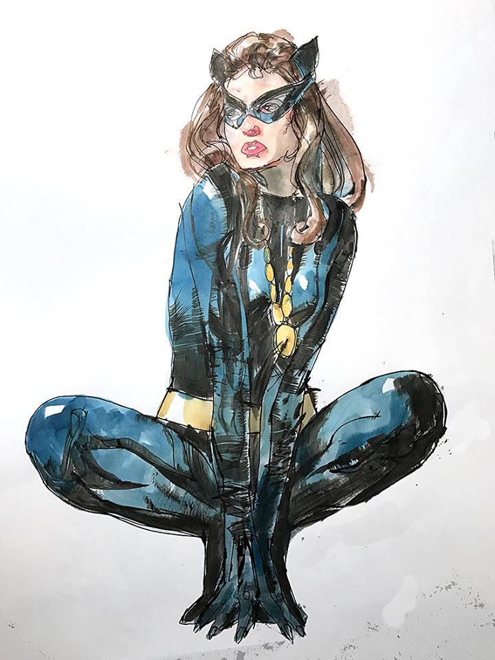 sue catwoman 2018 - 720×960