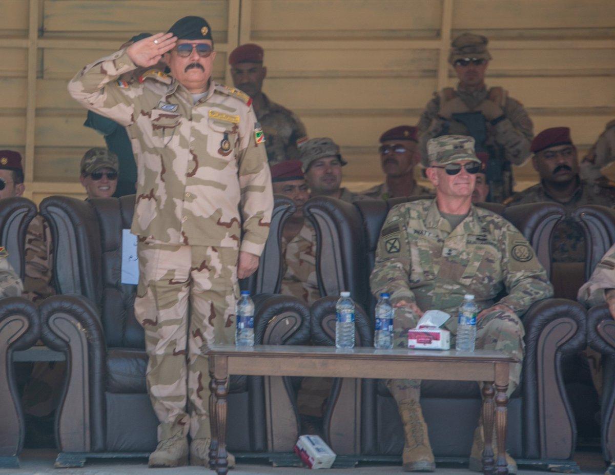 جهود التحالف الدولي لتدريب وتاهيل وحدات الجيش العراقي .......متجدد - صفحة 3 DkI-vHRU0AAuUap