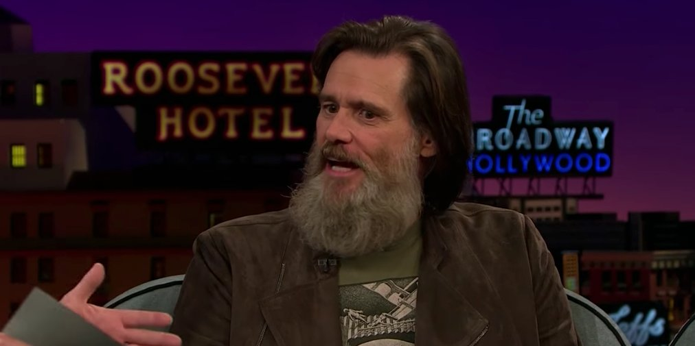 Jim Carrey confirms his next role is a video game movie https://t.co/kwTalArris https://t.co/b7qknvEnf3