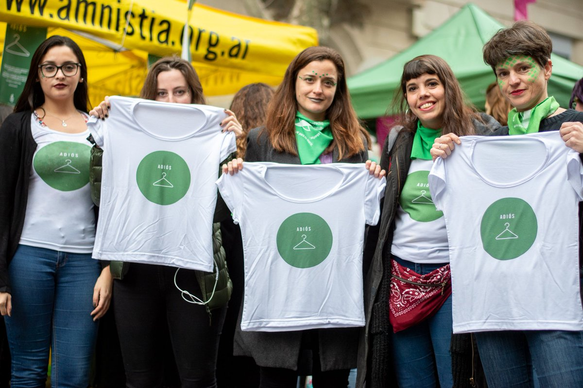 The world was watching and Argentina's senators failed. By rejecting legal abortion they missed a historic chance to be leaders on human rights. The fight is far from over! We will continue to stand with women in Argentina. 💚