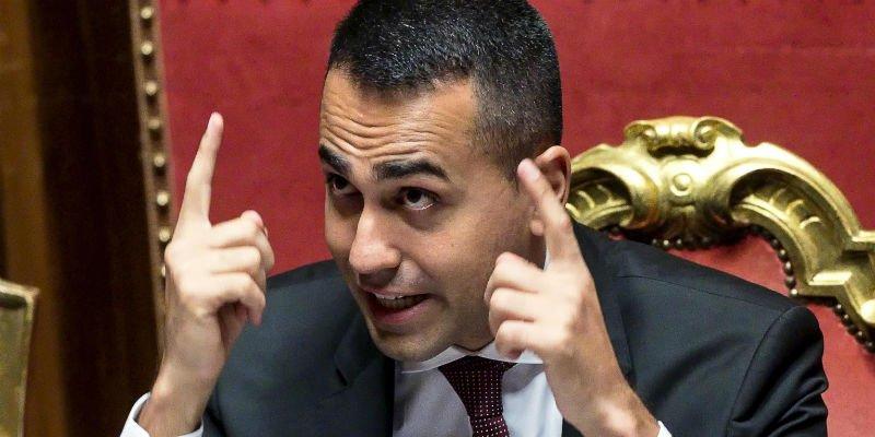 #LuigiDiMaio dice che l'incidente di #Marcinelle insegna che «Non bisogna emigrare»: Il capo politico del Movimento 5 Stelle si riferiva all\