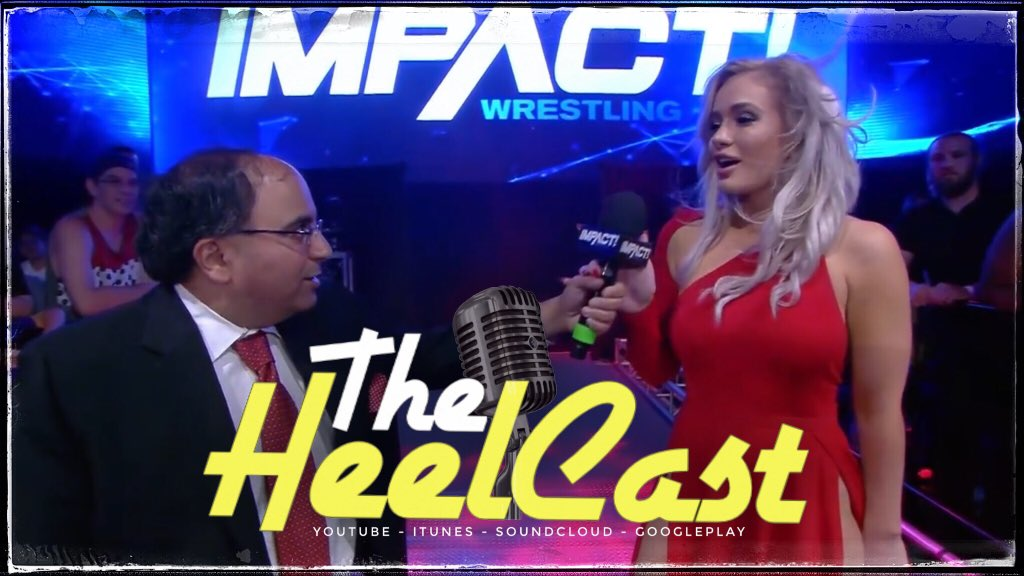 Excited like Bob for #IMPACTonPOP tonight? Catch up with #ImpactWrestling and all the latest news by listening to The HeelCast.    https:// youtu.be/2Upgu-JKGCY  &nbsp;  <br>http://pic.twitter.com/svHNyGV7AN