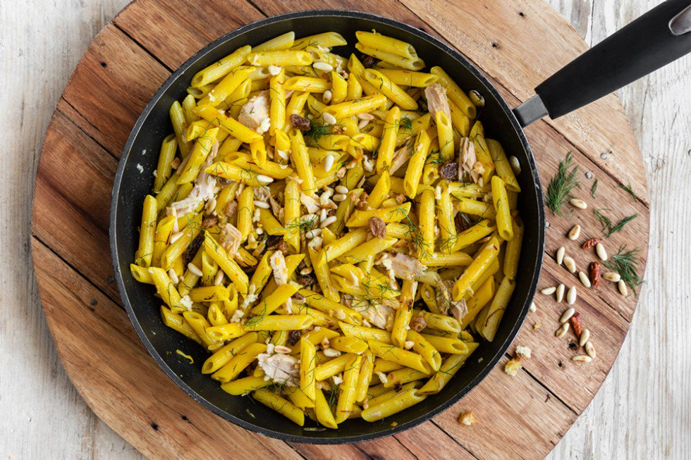 http://ItalyGourmet.co #Cucina #ItalianRecipesRicetta del giorno: Penne al tonno, finocchietto e zafferano Per vederlahttps://t.co/5jw0Yv6IKu#ricetta #9agosto #foodblog #pasta #cibo #primo #Food #Calabria — Just Italian Food (@italian_just) Au… - Ukustom