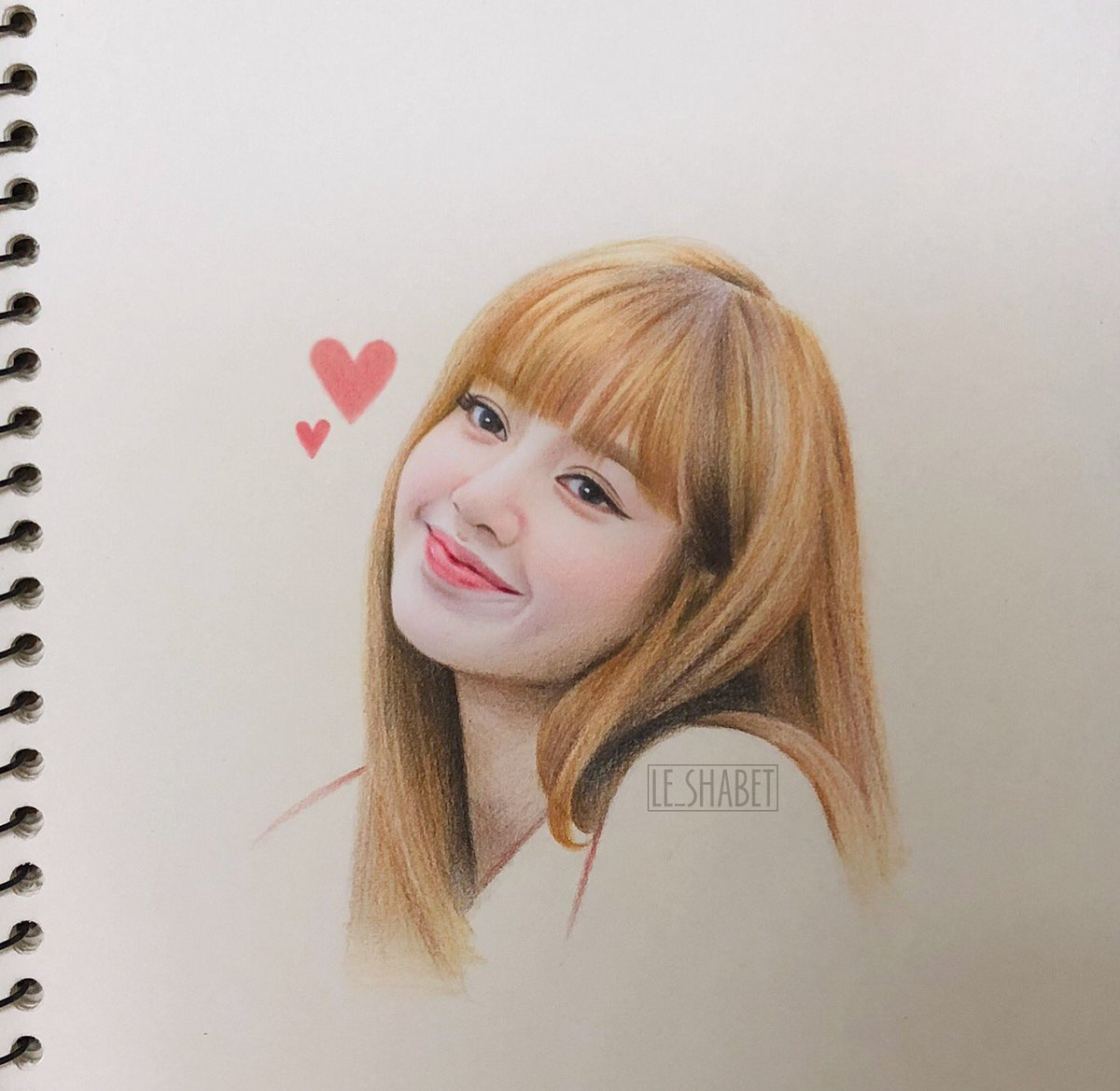 My fan art of Lisa, hope to see our girls comeback soon again!! #blackpink #lisa #blackpinklisa #블랙핑크 #리사 #lisafanart #blackpinkfanart