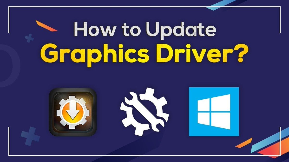 how to update video drivers