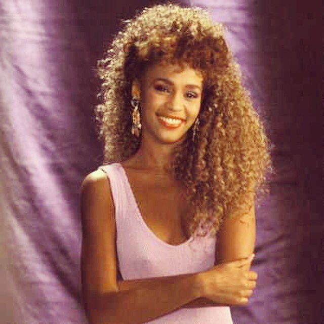 Happy birthday, Whitney Houston. Miss you loads!