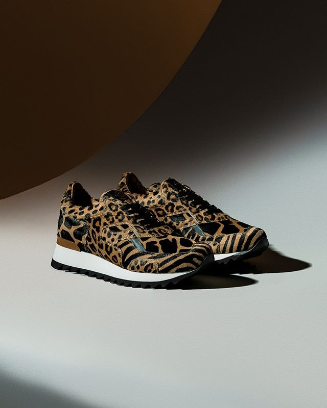 931955a260d55 The NW x GREATS Pronto in Animal Print for both Men and Women from our  @NickWooster Capsule Collection. Still available online and in-stores.
