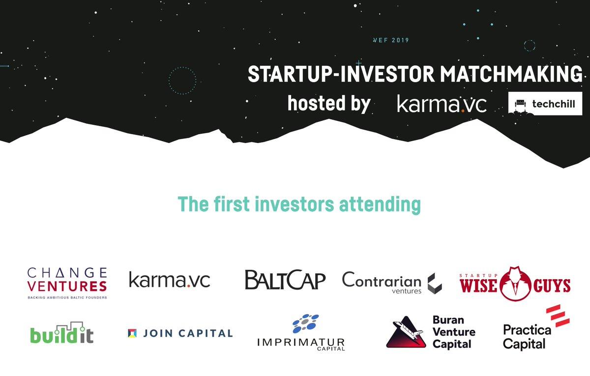 Startup investor matchmaking
