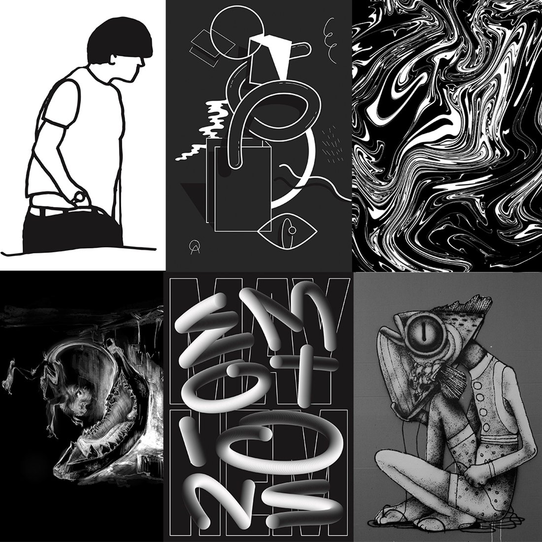 Black and white posters check out the 10 winners in our magazine