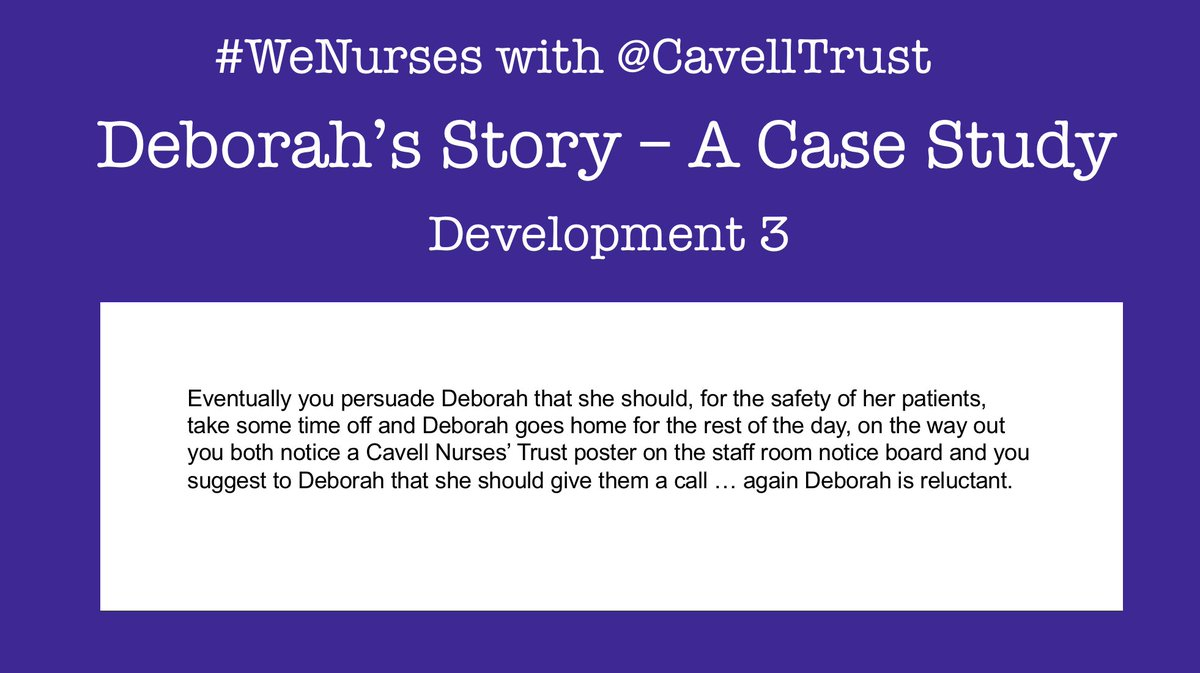 Cavell Nurses' Trust on Twitter: