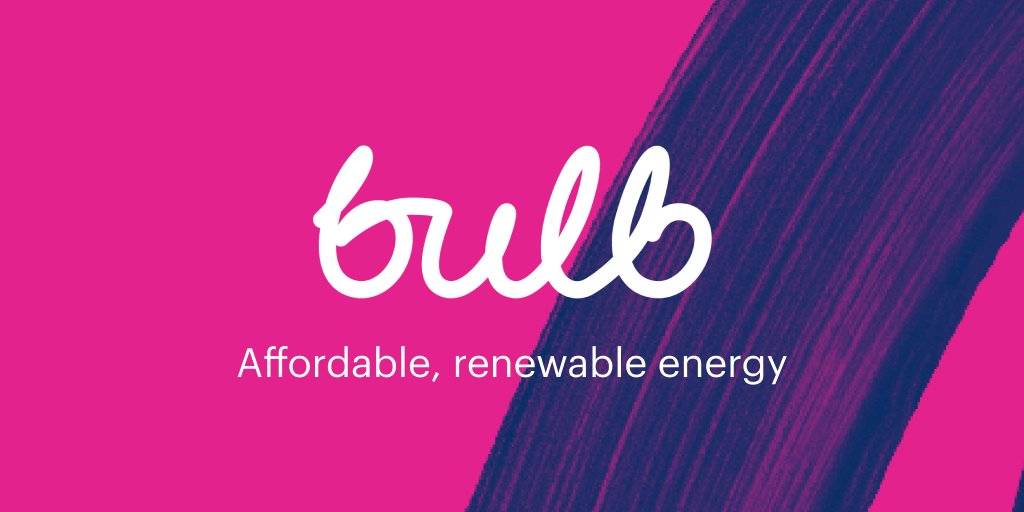 Switch to @Bulbenergy using this link, and you'll get £50 free credit. They do all the switching for you and they'll even pay your exit fees! pic.twitter.com/w5HuCNvONx https://www.bulb.me/jodied4096  #bulb #gasandelectric #savemoney #switch